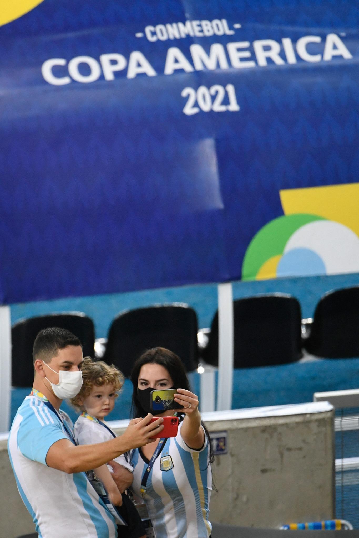 Trực tiếp bóng đá Brazil vs Argentina chung kết Copa America 2021 - 12