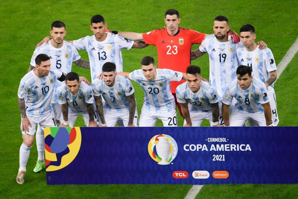 Trực tiếp bóng đá Brazil vs Argentina chung kết Copa America 2021 - 8