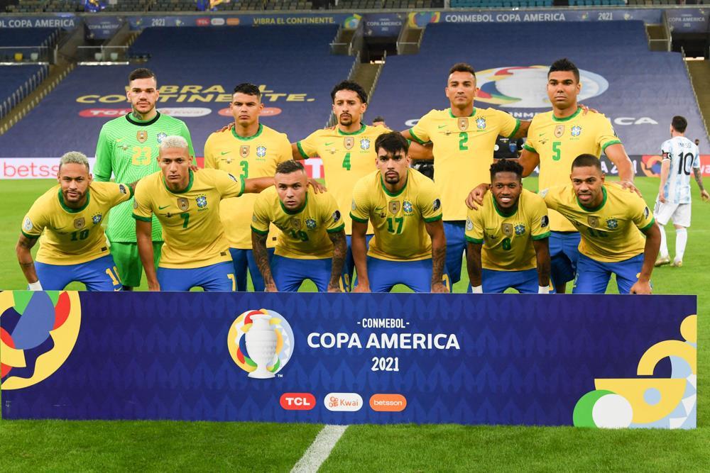 Trực tiếp bóng đá Brazil vs Argentina chung kết Copa America 2021 - 9