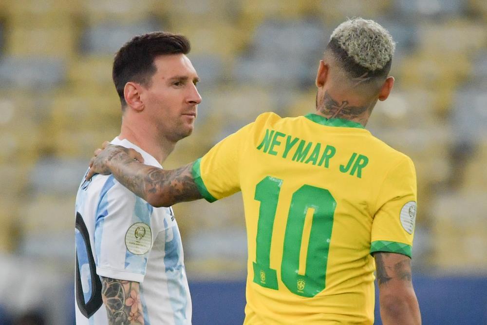 Trực tiếp bóng đá Brazil vs Argentina chung kết Copa America 2021 - 7