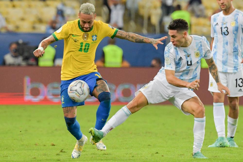 Trực tiếp bóng đá Brazil vs Argentina chung kết Copa America 2021 - 3