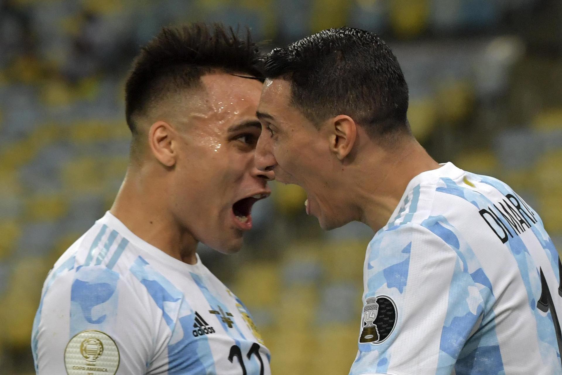 Trực tiếp bóng đá Brazil vs Argentina chung kết Copa America 2021 - 4