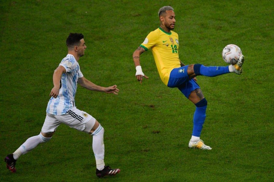 Trực tiếp bóng đá Brazil vs Argentina chung kết Copa America 2021 - 5