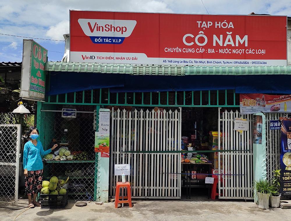 VinShop, VinID góp sức đưa nhu yếu phẩm đến tay người dân TP.HCM giữa tâm dịch - 2