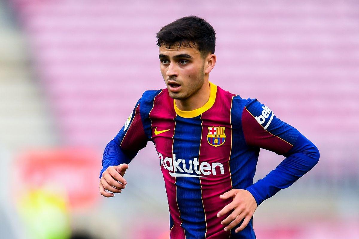 1. Tiền vệ Pedri   Tây Ban Nha   Barca   Định giá chuyển nhượng: 80 triệu Euro