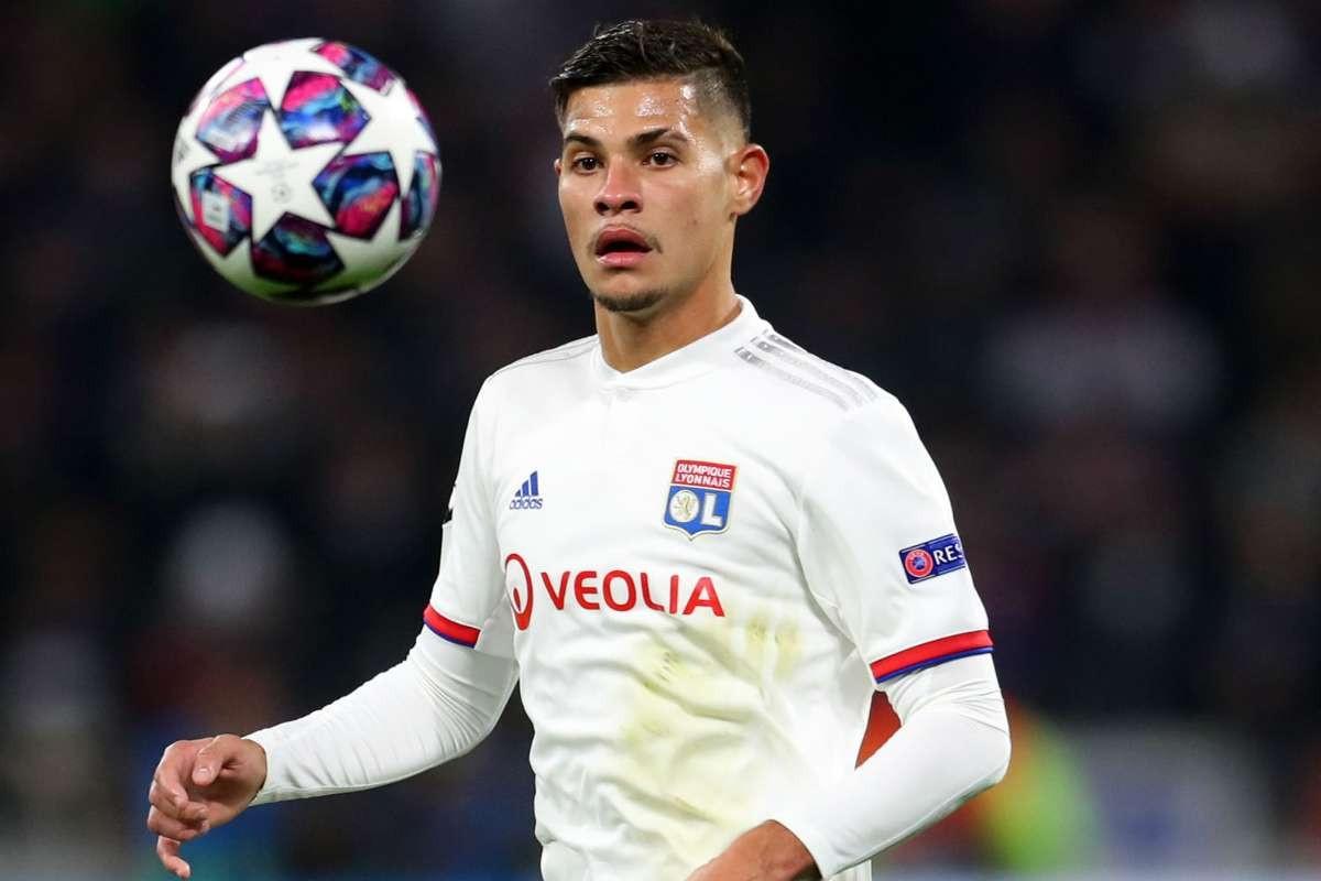 8. Tiền vệ Bruno Guimaraes   Brazil   Lyon   Định giá chuyển nhượng: 30 triệu Euro