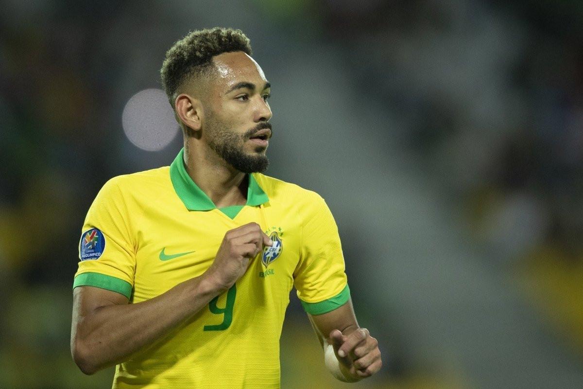 9. Tiền đạo Matheus Cunha   Brazil   Hertha BSC   Định giá chuyển nhượng: 30 triệu Euro