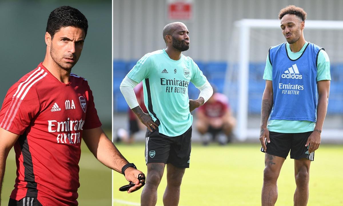 Arsenal hủy tour du đấu hè tại Mỹ. (Ảnh: Daily Mail)