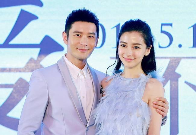 Huỳnh Hiểu Minh và Angela Baby bị bóc trần sự thật ly hôn?-1