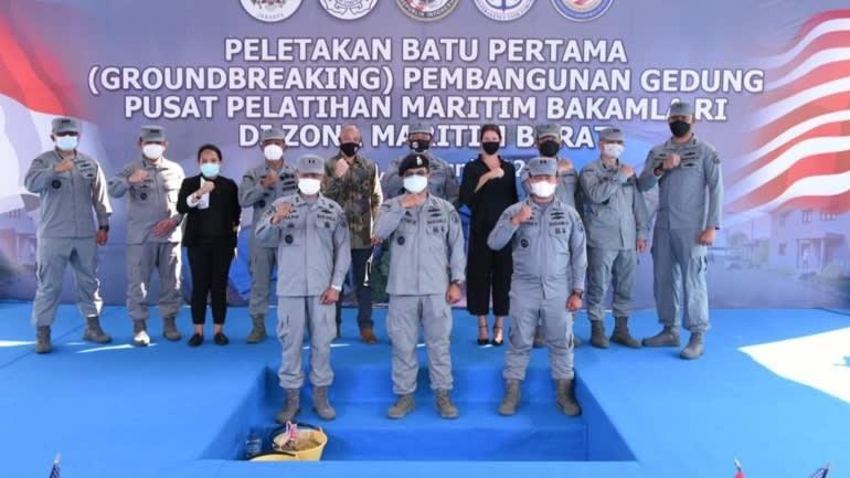 """Cạnh tranh Mỹ-Trung và màn """"đi dây"""" tinh tế của Indonesia"""