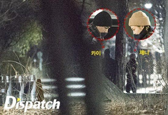 Kết quả hình ảnh cho Kai jennie dispatch