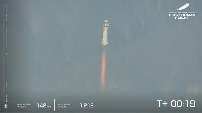 Jeff Bezos đã đi đến rìa của không gian, như vậy ông có phải là phi hành gia không? - Ảnh 4.