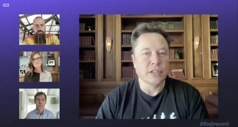 Elon Musk khoe đang giữ tiền ảo, giá Bitcoin tăng nhẹ