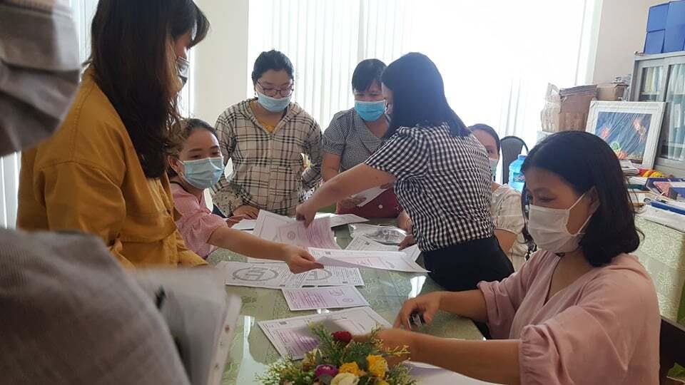 Trường hoạt động không có con dấu, hơn 1600 cán bộ, giáo viên ở Huế bị nợ lương - 1