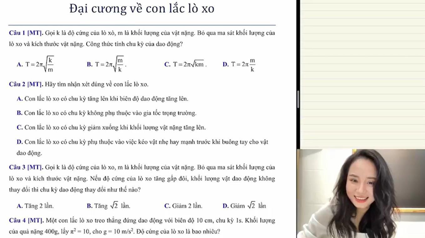 Cô giáo 9X dạy Vật lý 'nổi như cồn' sau livestream đạt 1,6 triệu người xem - 2