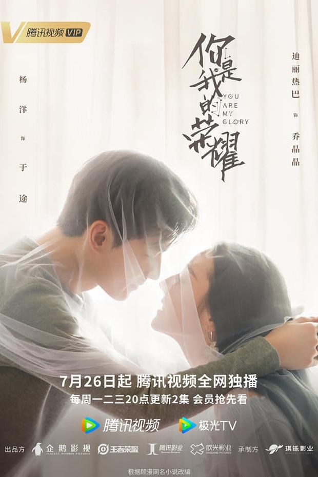 Dương Dương và Địch Lệ Nhiệt Ba hé lộ đám cưới khủng với visual cực gắt trong 'Em là niềm kiêu hãnh của anh'