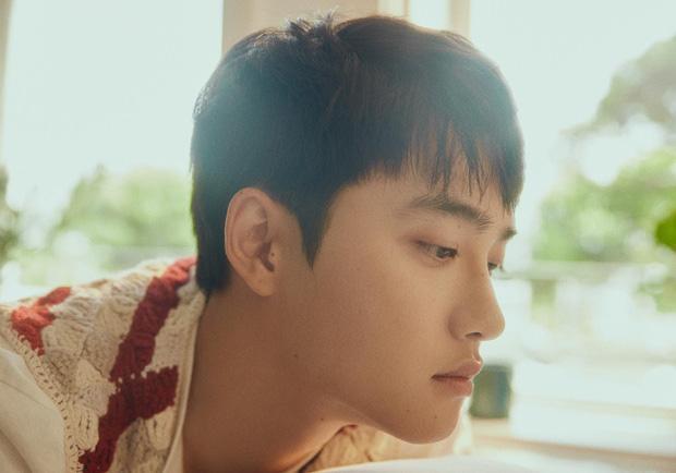 D.O. (EXO) tung teaser MV hát 3 thứ tiếng, cất giọng là chỉ muốn tan chảy-3