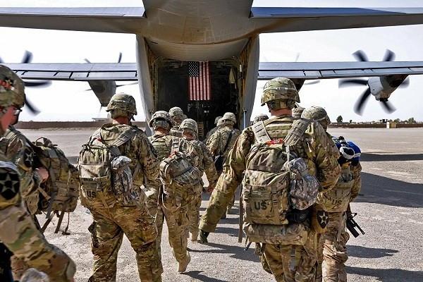 Mỹ rút quân khỏi Afganistan. (Nguồn :Flickr/The U.S. Army )