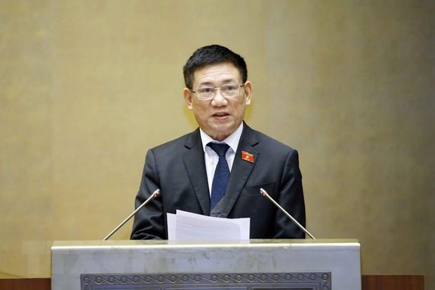 Quoc hoi cho y kien ve Ke hoach tai chinh quoc gia giai doan 2021-2025 hinh anh 1
