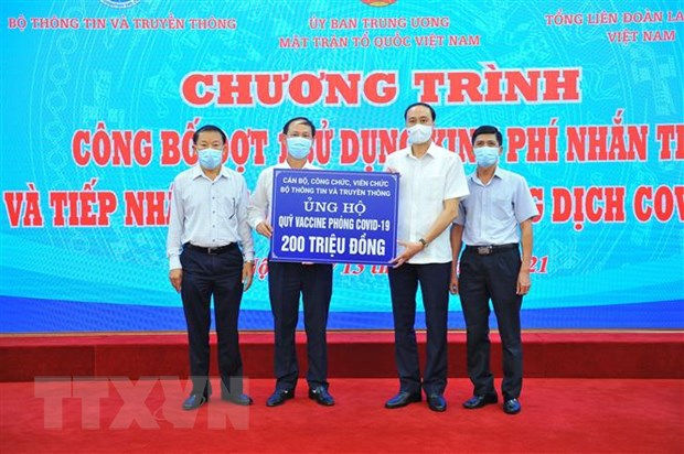 Tinh den 23/7, Quy vaccine phong COVID-19 nhan duoc 8.229 ty dong hinh anh 1