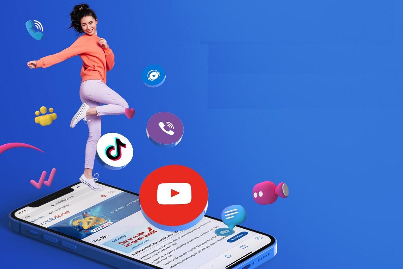 Hướng dẫn đăng ký 4G MobiFone 1 ngày 5.000 đồng được 1GB