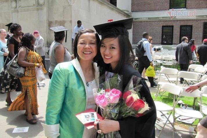 Cô gái Việt từng giành học bổng toàn phần Harvard năm 16 tuổi - 2