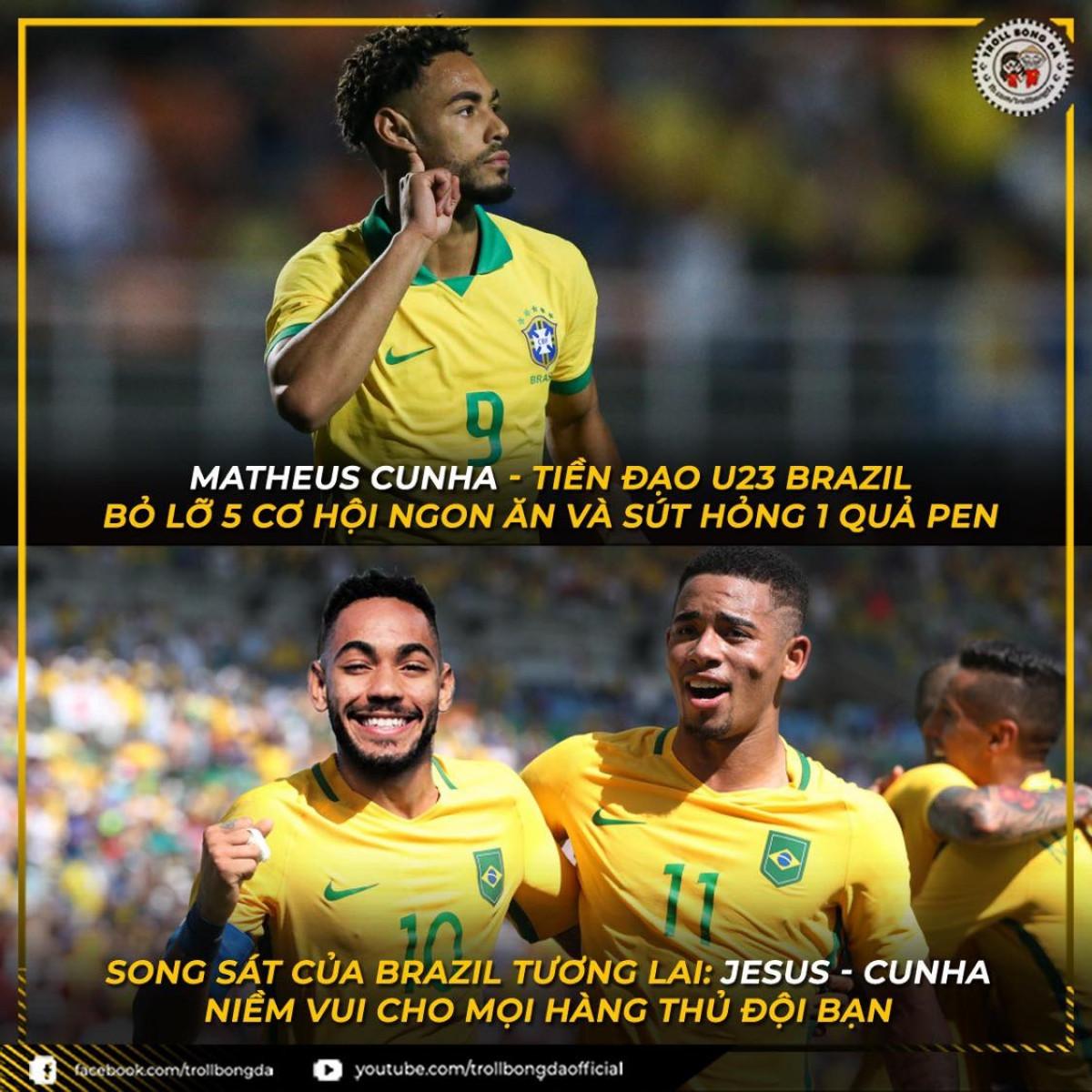 Matheus Cunha - tiền đạo