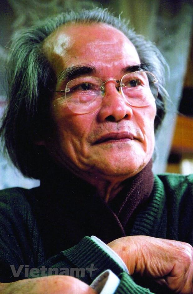 Nhà văn Sơn Tùng qua đời, Búp sen xanh còn tỏa hương mãi mãi - 3