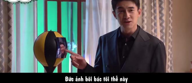 Đàm Tùng Vận hóa cô nàng ngổ ngáo đòi 'đấm nhau' với Lâm Canh Tân ở hậu trường phim mới