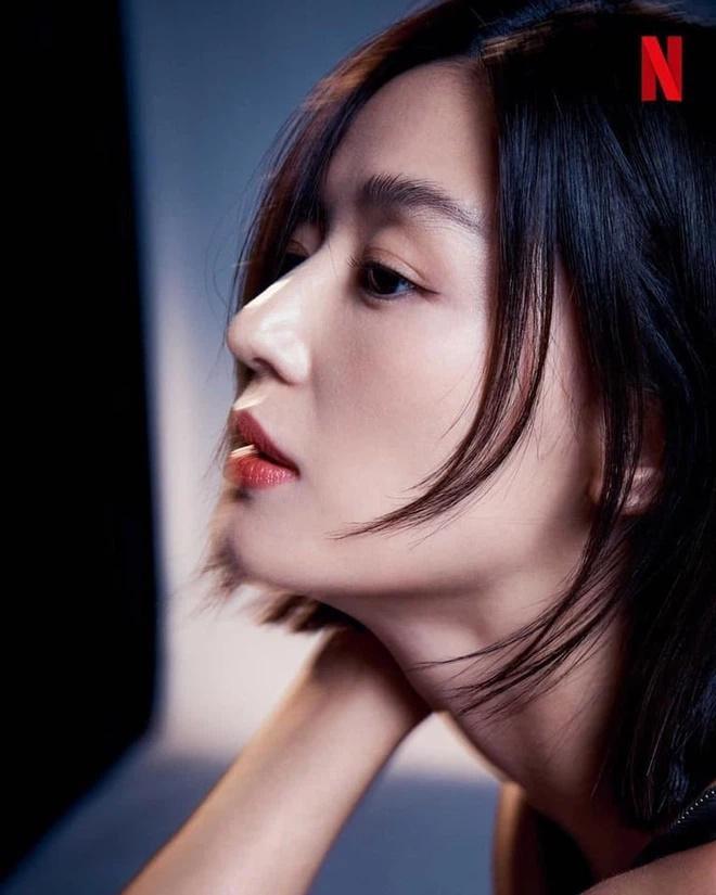 Một lần nữa phải nhắc lại: Jeon Ji Hyun cắt tóc ngắn đẹp điên lên-2