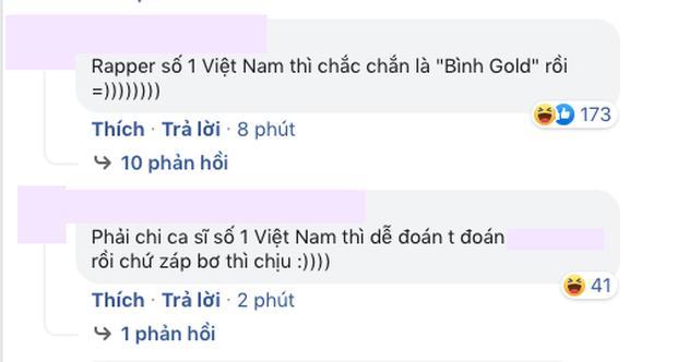Cộng đồng mạng truy tìm Ai là rapper số 1 Việt Nam?-6
