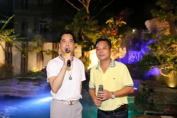 Em trai danh ca Ngọc Sơn: Bỏ hát làm kinh doanh, thành tỷ phú, sở hữu cơ ngơi đồ sộ-5