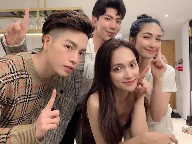 Hòa Minzy tiết lộ tình trạng của Hương Giang hiện tại-1