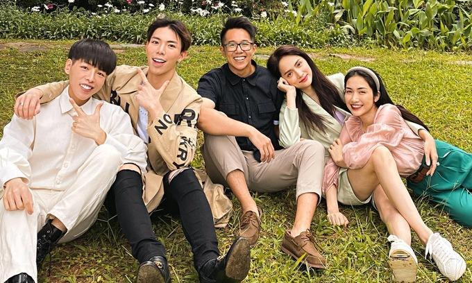 Hòa Minzy tiết lộ tình trạng của Hương Giang hiện tại-2