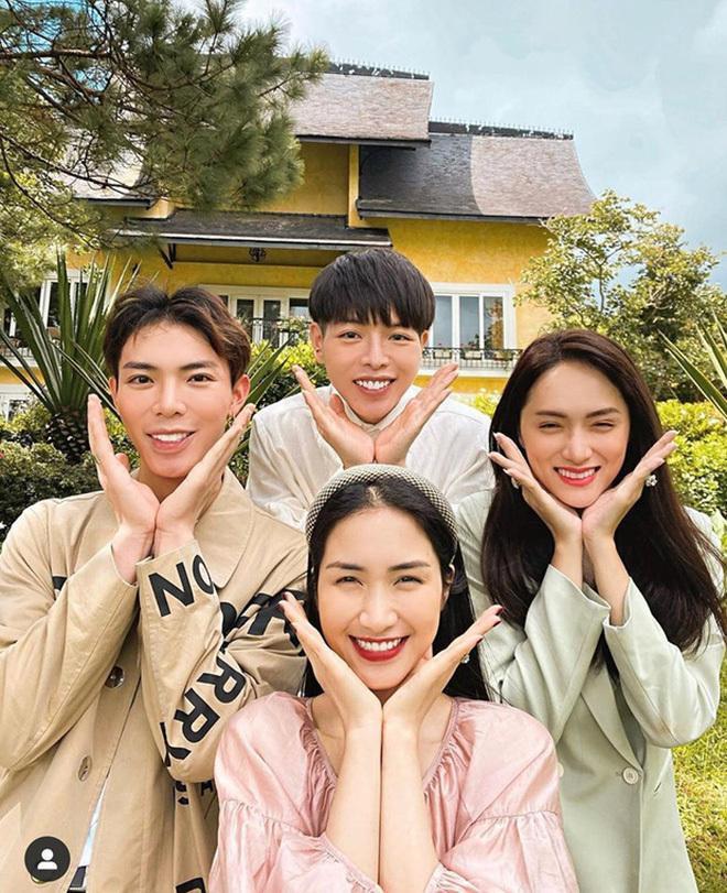Hòa Minzy tiết lộ tình trạng của Hương Giang hiện tại-4