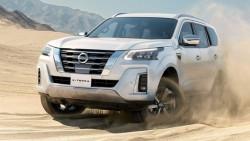 Nissan Terra 2021 sắp ra mắt thị trường Thái Lan, sớm nhập khẩu về Việt Nam
