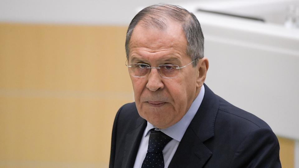 Đông Bắc Á náo nhiệt, Mỹ rời đi Nga lại đến, Ngoại trưởng Lavrov chuẩn bị sang Trung Quốc. (Nguồn: Rputly TV)
