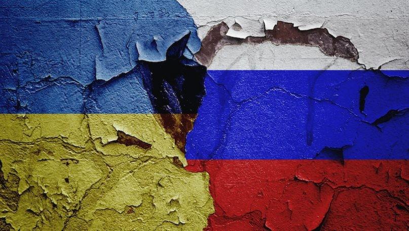 Nga-Ukraine có đang trên bờ khủng hoảng quan hệ song phương? (Nguồn: Shutterstock)