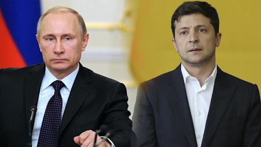 Theo ông Putin, chừng nào Ukraine vẫn là 'căn cứ chống Nga', thì giữa Moscow và Kiev vẫn khó có thể đối thoại.