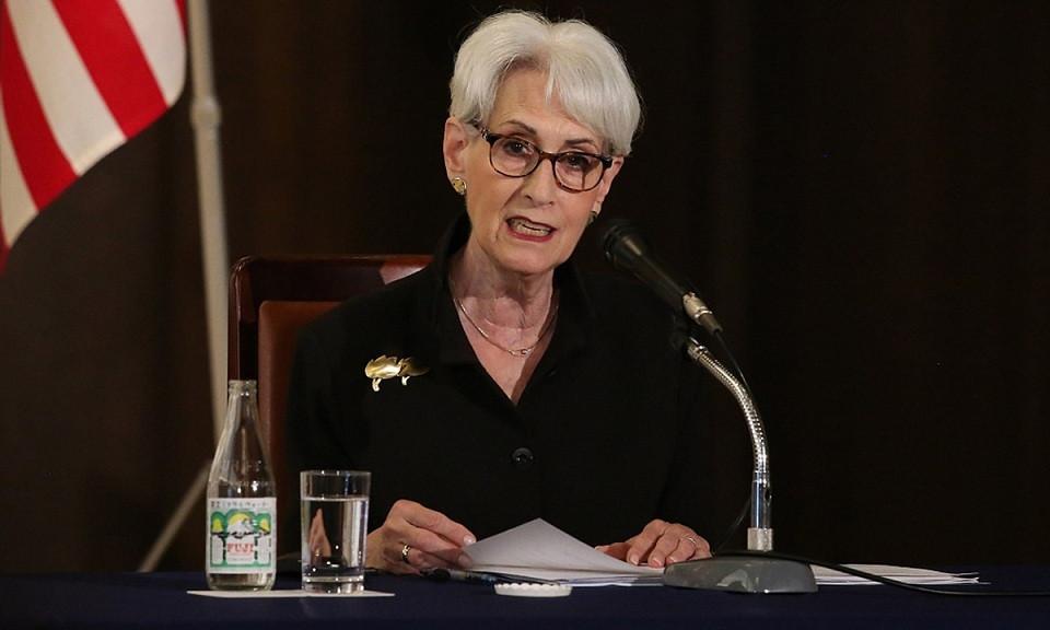 Thông điệp từ Mỹ và Trung Quốc trước thềm chuyến thăm của bà Sherman
