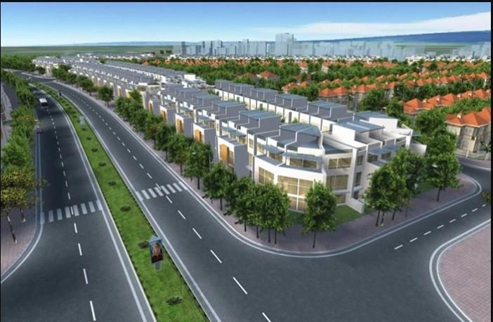 Khu đô thị Hải Vân, Thanh Hóa. (Nguồn: HV)