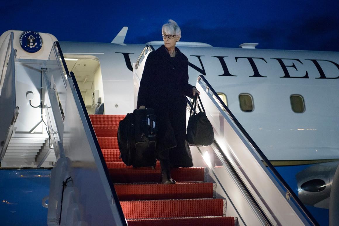 Thứ trưởng Ngoại giao Mỹ Wendy Sherman sẽ dẫn đầu phái đoàn của Washington tham dự cuộc đàm phán về kiểm soát vũ khí hạt nhân, (Nguồn: Getty)