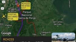 Venezuela tố máy bay quân sự Mỹ khiêu khích, xâm phạm không phận, cảnh báo sẽ phản ứng mạnh mẽ
