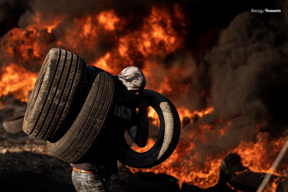 Bạo lực gia tăng tại Bờ Tây, hàng trăm người Palestine và binh sĩ Israel bị thương. (Nguồn: middleeastmonitor)
