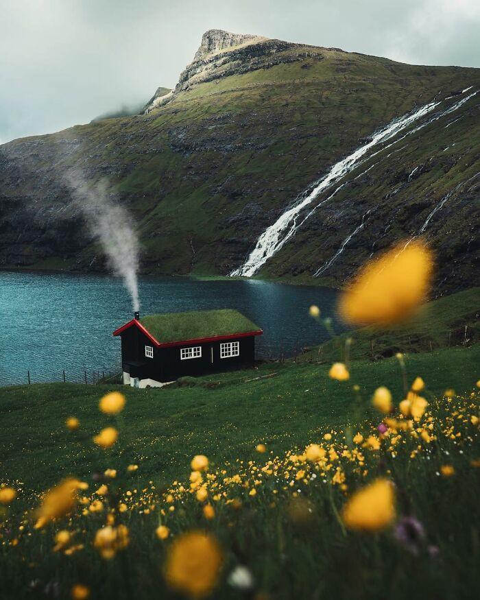 Mê mẩn những căn nhà gỗ nhỏ xinh ẩn mình giữa thiên nhiên - 9