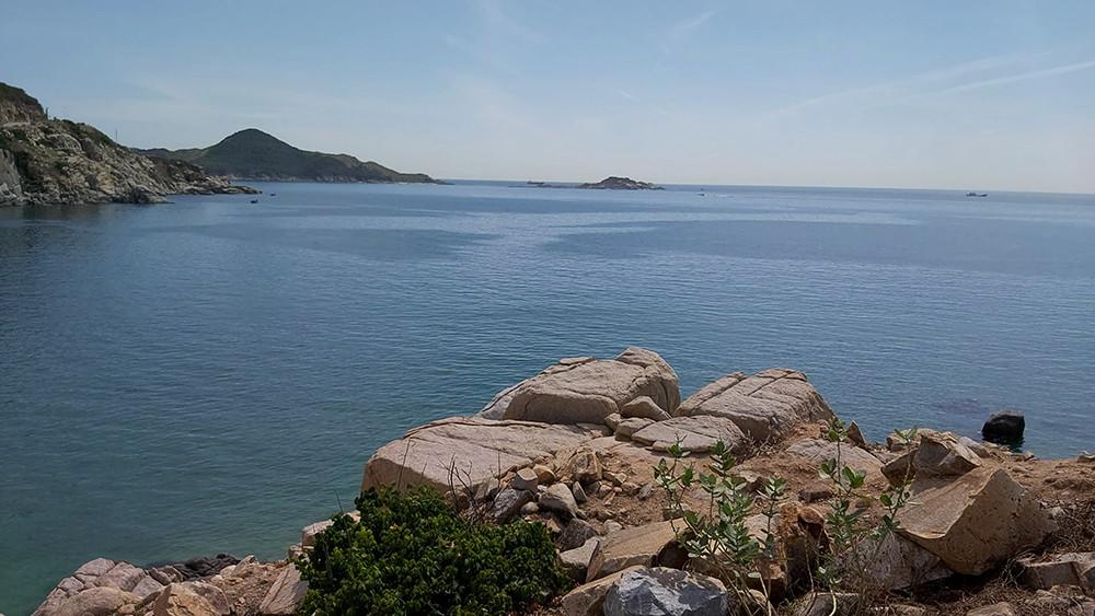 Đường đèo Vĩnh Hy – Con đường ven biển đẹp bậc nhất Việt Nam - 3