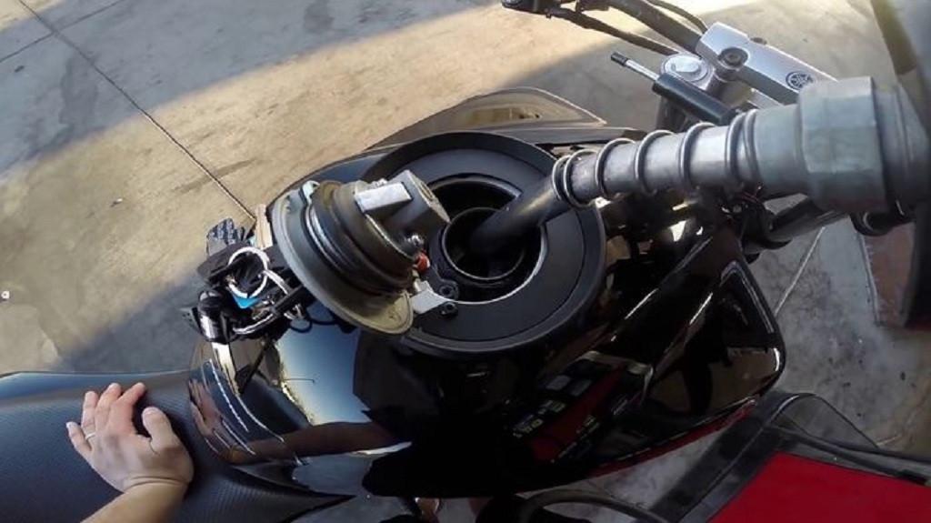 bảo quản xe máy