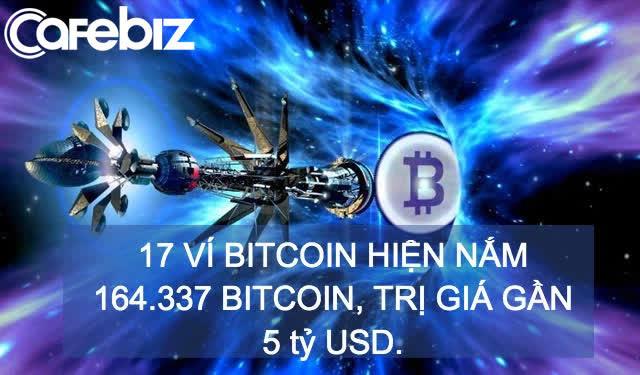 Cá voi Bitcoin thức giấc sau 3 năm, gom hàng ồ ạt - Ảnh 1.