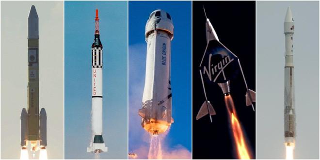 Thiết kế tên lửa trông như thanh xúc xích, tưởng vô lý nhưng hóa ra lại rất thuyết phục của Jeff Bezos - Ảnh 1.