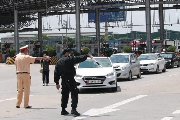 Hà Nội thực hiện Chỉ thị 16, Bộ GTVT họp khẩn với các tỉnh phía Bắc - 1